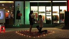 Cộng đồng mạng - Chàng trai xứ Nghệ với màn tỏ tình 'siêu lãng mạn' gây bão mạng