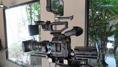 Công nghệ - Canon ra mắt máy quay chuyên nghiệp 4K EOS C200, giá 197 triệu đồng