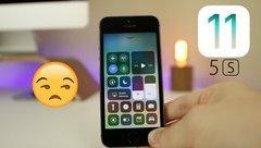 Công nghệ - iPhone 5S có nên cập nhật iOS 11?