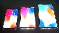 Công nghệ - Ấn tượng mô hình iPhone SE 2 và iPhone X Plus ra mắt năm 2018