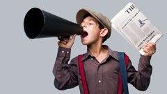 Công nghệ - Thời báo chí miễn phí đang dần trôi qua?