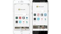 Công nghệ - Trình duyệt Edge của Microsoft gây 'bão' trên kho ứng dụng Android