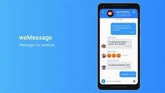 Công nghệ - iMessage xuất hiện trên Android nhờ công lập trình viên 16 tuổi