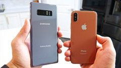 Công nghệ - Samsung sẽ còn khốn đốn trong năm 2018 vì iPhone X