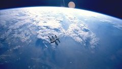 Cuộc sống số - Khám phá 'nghĩa trang tàu vũ trụ' giữa đại dương
