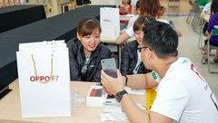 Cuộc sống số - Oppo F7 mở bán, giá từ 7,99 triệu đồng