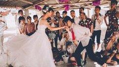 Cộng đồng mạng - Bộ ảnh kỷ yếu 'lễ thành hôn' của học sinh Nam Định gây sốt mạng