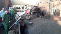 An ninh - Hình sự - Vụ cà phê nhuộm than pin: Tiết lộ lời khai ban đầu của chủ cơ sở