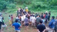 Tin nhanh - Đắk Nông: Trú mưa, hai vợ chồng bị sét đánh tử vong