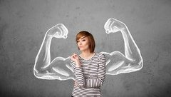 Gia đình - 6 tính cách một người phụ nữ mạnh mẽ thường có