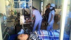 Chính trị - Xã hội - Chạy máy phát điện trong nhà kín, 5 người phải nhập viện