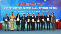 Thể thao - Nghệ An: Khởi tranh giải quần vợt Các tay vợt xuất sắc toàn quốc năm 2017