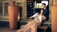 Ngôi sao - Hoắc Kiến Hoa - Lâm Tâm Như: Chuyện tình 10 năm đẹp như cổ tích
