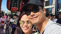 Ngôi sao - Những khoảnh khắc ngọt ngào của MC Phan Anh và vợ