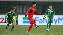 Bóng đá Việt Nam - Cầu thủ Văn Đức làm gì sau khi 'xé lưới' U23 Iraq đưa Việt Nam vào bán kết?