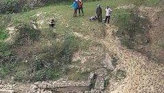 Xã hội - Nghệ An: Người đàn ông gieo mình xuống sông vào ngày mồng 4 Tết