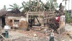 Hồ sơ điều tra - Bản án dành cho nghịch tử dùng xăng đốt nhà vì… cãi nhau với bố