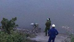 Tin nhanh - Tá hỏa phát hiện thi thể nổi trên sông Lam đang phân hủy