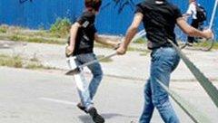 """An ninh - Hình sự - Bắc Giang: Điều tra nhóm """"cẩu tặc"""" chém trọng thương người truy đuổi"""