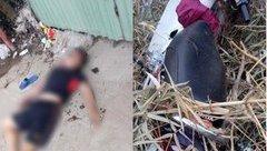 An ninh - Hình sự - Vĩnh Phúc: Điều tra nguyên nhân 2 thanh niên thương vong trước cửa nhà dân