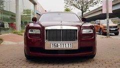Tiêu dùng & Dư luận - Đại gia Hải Phòng rao bán Rolls-Royce Ghost biển ngũ quý 1 thẳng tắp