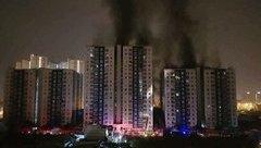 Bất động sản - Cháy chung cư Carina: Công ty 577 chi 60 tỷ đền bù, vẫn đổ lỗi cho đối tác