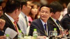 Tài chính - Ngân hàng - Sau bầu Thắng, đại gia Geleximco Vũ Văn Tiền bỏ ghế ngân hàng