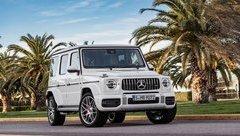 Thị trường xe - 'Ông hoàng Offroad' Mercedes-AMG G63 2019 lộ diện với động cơ cực mạnh