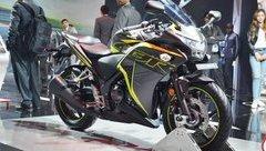 Thị trường xe - Sportbike Honda CBR250R 2018 chính thức xuất hiện
