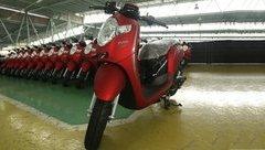 Thị trường xe - Honda Scoopy 2018 - Xe ga đỏm dáng nhất cho chị em lộ diện