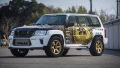 Thú chơi xe - Hàng thửa Nissan Patrol - 'Kẻ thống lĩnh mới' mạnh 2.000 mã lực