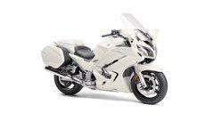Thị trường xe - Yamaha FJR1300P Sport Touring - Xe dẫn đường khiến giới cảnh sát mê mẩn