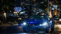 Thị trường xe - Lexus LC500 đẹp chất ngất trong bản độ 'bom tấn Black Panther'