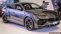Thị trường xe - Soi kỹ siêu SUV Lamborghini Urus trước khi về Việt Nam