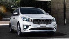 Thị trường xe - Chiêm ngưỡng xe gia đình Kia Sedona 2019 vừa ra mắt