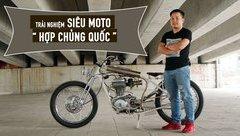 Video xe - [VIDEO] Ngắm siêu mô tô 'hợp chủng quốc' độc nhất vô nhị