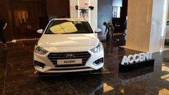 Thị trường xe - Những hình ảnh đầu tiên của Hyundai Accent 2018 tại Việt Nam