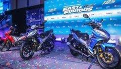 Thị trường xe - Đối thủ mới của Exciter và Winner - SYM VF3i 2018 trình làng