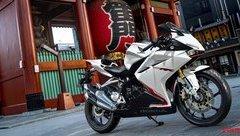 Thị trường xe - Honda CBR250RR 2018 bổ sung thêm phiên bản màu trắng 'ngọc trai'