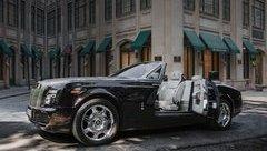 Thú chơi xe - Ngất ngây với nội thất xa xỉ của bản độ Rolls-Royce Phantom Drophead Coupe