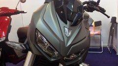 Thị trường xe - Zongshen Sinski 250: 'Bản nhái' Nakedbike Z1000 xuất hiện tại Sài Gòn