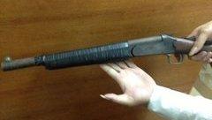 An ninh - Hình sự - Điều tra nhóm đối tượng dùng súng hoa cải bắn đối thủ trên tỉnh lộ