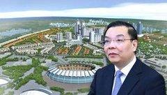 """Tin nhanh - Bộ trưởng Chu Ngọc Anh bị chất vấn về """"quả đấm thép""""  Khu công nghệ cao Hòa Lạc"""