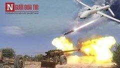 Quân sự - Thông điệp sấm sét sau việc quân đội Syria sử dụng vũ khí mới ở Daraa