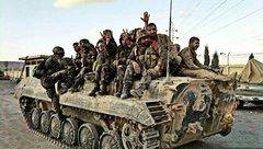 Quân sự - Quân đội Syria tung đòn sấm sét đánh tan tác phiến quân quanh Thủ đô Damascus