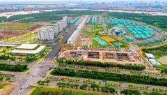 """Bất động sản - Đại gia bất động sản, hạ tầng thâu tóm """"đất vàng"""" Thủ Thiêm"""