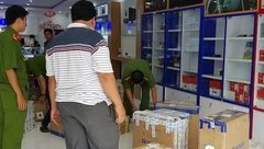 An ninh - Hình sự - Tạm giữ 17 thùng linh kiện, hàng hóa ngoại nhập không rõ nguồn gốc