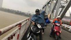 Tin nhanh - Dự báo thời tiết ngày 16/8: Hà Nội mưa lớn, gió giật mạnh