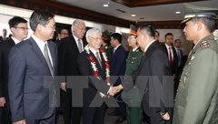 Chính trị - Xã hội - Indonesia không ngừng thúc đẩy hợp tác nhiều mặt với Việt Nam