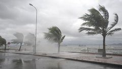 Chính trị - Xã hội - Áp thấp nhiệt đới vừa xuất hiện trên Biển Đông